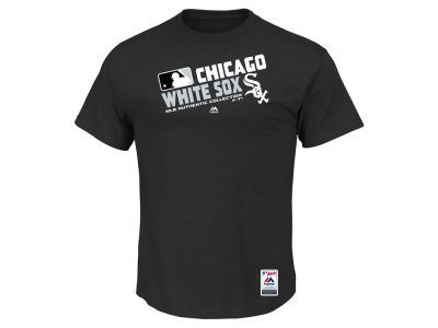 Chicago White Sox Majestic MLB Men's AC Team Choice T-Shirt