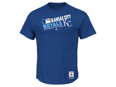 Kansas City Royals MLB Men's AC Team Choice T-Shirt