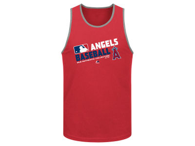 Los Angeles Angels MLB Men's AC Team Choice Tank