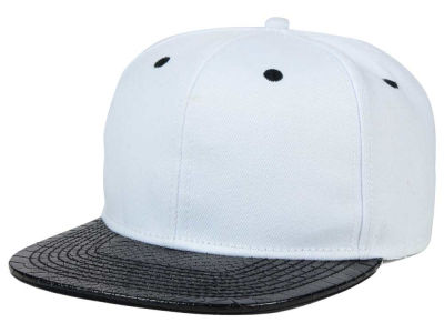 No Bad Ideas Cotton Top Snake Snapback Hat