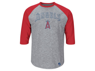Los Angeles Angels MLB Men's Fast Win Raglan T-Shirt