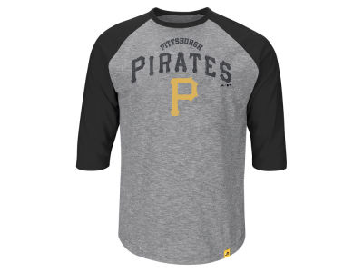 Pittsburgh Pirates MLB Men's Fast Win Raglan T-Shirt