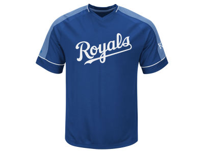 Kansas City Royals MLB Men's Lead Hitter Top II T-Shirt
