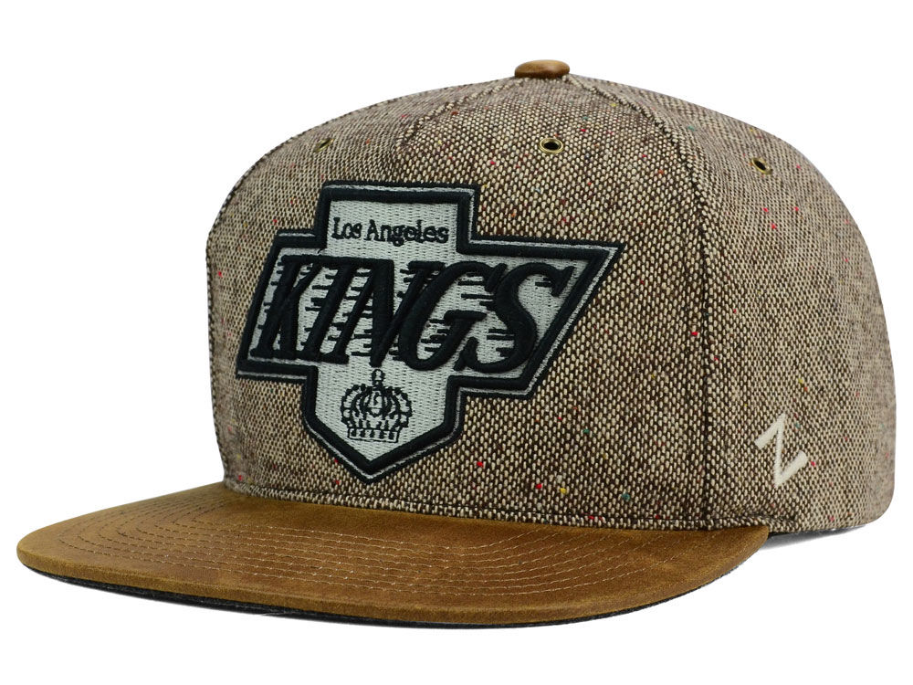 0d5afbf7ab2 ... low price los angeles kings zephyr nhl dapper snapback hat e525f 20b3c