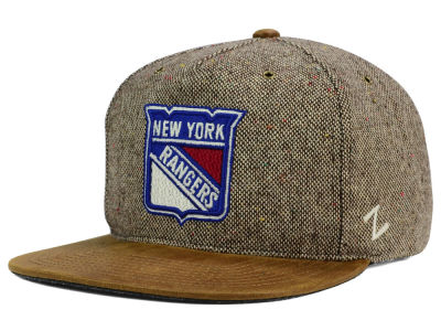 New York Rangers Zephyr NHL Dapper Snapback Hat