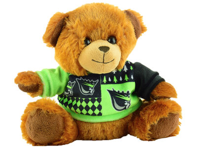 "Edmonton Oil Kings 7.5"" Ugly Sweater Bear"