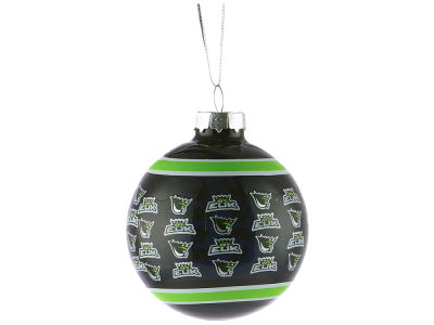 Edmonton Oil Kings Glass Ball Ornament