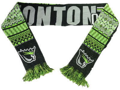 Edmonton Oil Kings Ugly Reversible Scarf