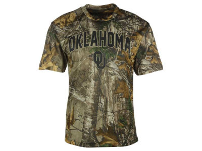 Oklahoma Sooners Colosseum NCAA Men's Realtree Brow Tine T-Shirt