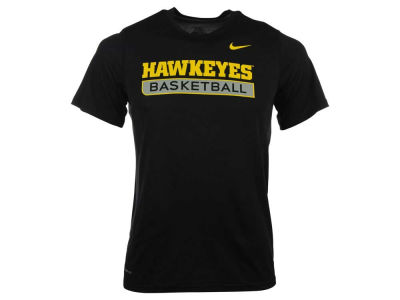 Iowa Hawkeyes NCAA Youth Elite Basketball Legend Practice T-Shirt