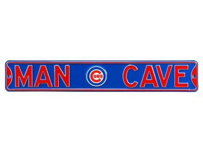 Chicago Cubs Authentic Street Signs Authentic Street Sign Man Cave