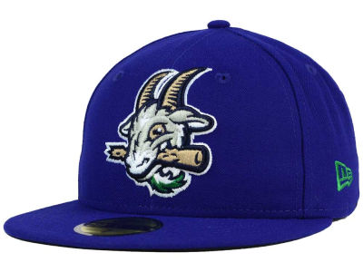 Hartford Yard Goats New Era MiLB AC 59FIFTY Cap