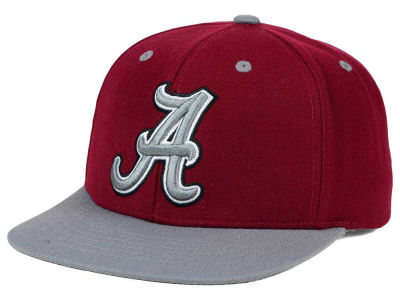 Alabama Crimson Tide Top of the World NCAA Devout Snapback Cap