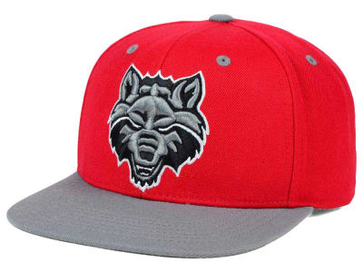 Arkansas State Red Wolves Top of the World NCAA Devout Snapback Cap