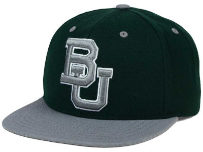 Baylor Bears Top of the World NCAA Devout Snapback Cap