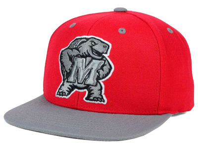 Maryland Terrapins Top of the World NCAA Devout Snapback Cap