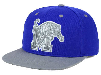 Memphis Tigers Top of the World NCAA Devout Snapback Cap