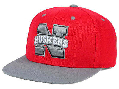 Nebraska Cornhuskers Top of the World NCAA Devout Snapback Cap