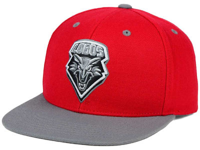 New Mexico Lobos Top of the World NCAA Devout Snapback Cap