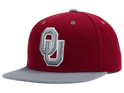 Oklahoma Sooners Top of the World NCAA Devout Snapback Cap