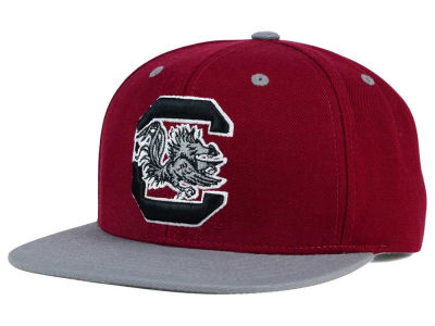 South Carolina Gamecocks Top of the World NCAA Devout Snapback Cap