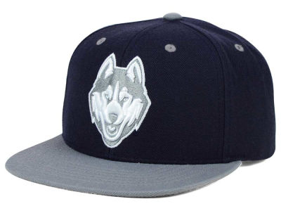 Connecticut Huskies Top of the World NCAA Devout Snapback Cap