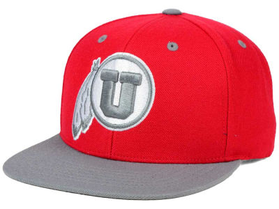 Utah Utes Top of the World NCAA Devout Snapback Cap