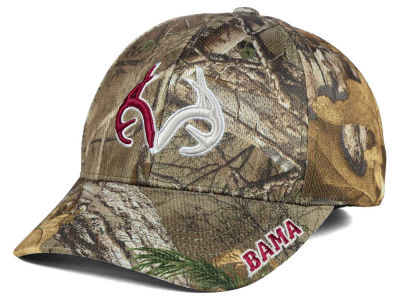 Alabama Crimson Tide Top of the World NCAA Realtree XB1 Camo Cap