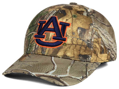 Auburn Tigers Top of the World NCAA Realtree XB1 Camo Cap
