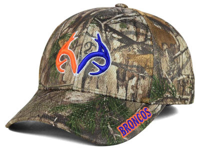 Boise State Broncos Top of the World NCAA Realtree XB1 Camo Cap