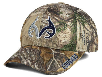Brigham Young Cougars Top of the World NCAA Realtree XB1 Camo Cap