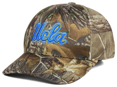 UCLA Bruins Top of the World NCAA Realtree XB1 Camo Cap