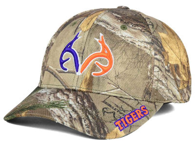 Clemson Tigers Top of the World NCAA Realtree XB1 Camo Cap