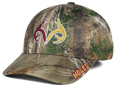 Florida State Seminoles Top of the World NCAA Realtree XB1 Camo Cap