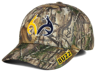 Georgia-Tech Top of the World NCAA Realtree XB1 Camo Cap