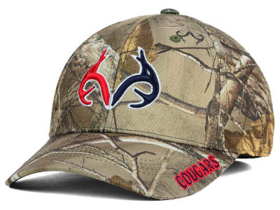 Houston Cougars Top of the World NCAA Realtree XB1 Camo Cap