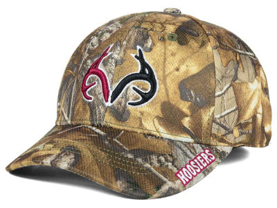 Indiana Hoosiers Top of the World NCAA Realtree XB1 Camo Cap
