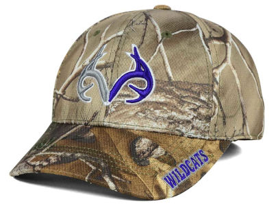 Kansas State Wildcats Top of the World NCAA Realtree XB1 Camo Cap