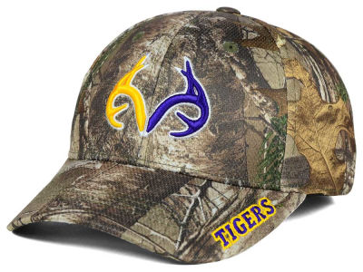 LSU Tigers Top of the World NCAA Realtree XB1 Camo Cap