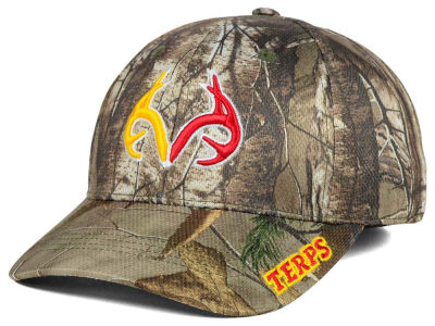 Maryland Terrapins Top of the World NCAA Realtree XB1 Camo Cap