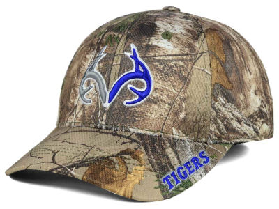Memphis Tigers Top of the World NCAA Realtree XB1 Camo Cap