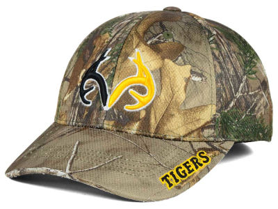 Missouri Tigers Top of the World NCAA Realtree XB1 Camo Cap