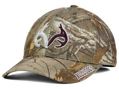 Mississippi State Bulldogs Top of the World NCAA Realtree XB1 Camo Cap