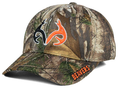 Oregon State Beavers Top of the World NCAA Realtree XB1 Camo Cap