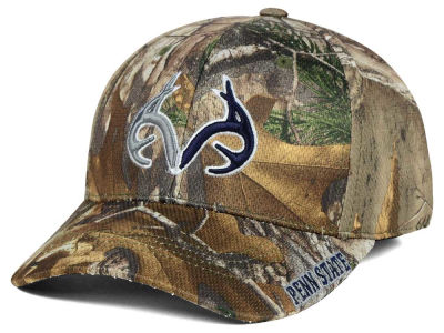 Penn State Nittany Lions Top of the World NCAA Realtree XB1 Camo Cap