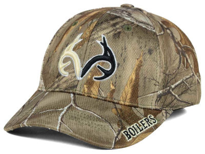 Purdue Boilermakers Top of the World NCAA Realtree XB1 Camo Cap