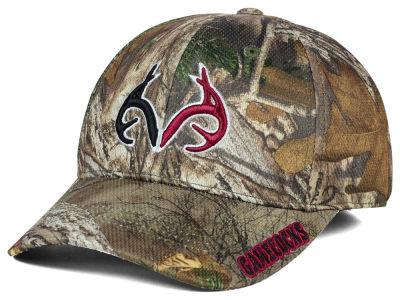 South Carolina Gamecocks Top of the World NCAA Realtree XB1 Camo Cap
