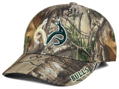 South Florida Bulls Top of the World NCAA Realtree XB1 Camo Cap