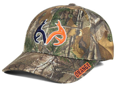 Syracuse Orange Top of the World NCAA Realtree XB1 Camo Cap
