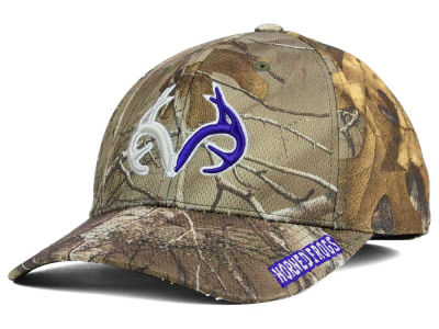 Texas Christian Horned Frogs Top of the World NCAA Realtree XB1 Camo Cap